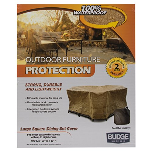 Budge Round Or Square Patio Set Cover 100