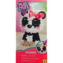 Plush Craft 3D Panda Fabric Fun Kit by PlushCraft