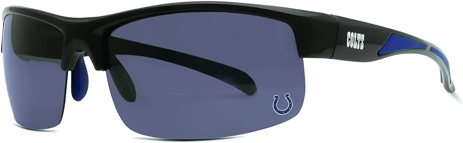 NFL Indianapolis Colts Full Rim Polarized Sunglasses