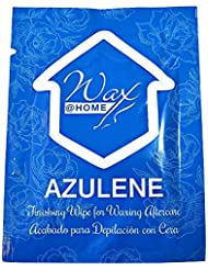 Waxness Wax Necessities at Home Azulene After Waxing Finishing Wipes 20 Pack