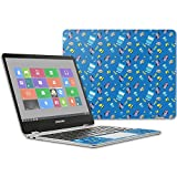 MightySkins Skin For Samsung Chromebook Plus 12.3''(2017 - Victory Slurp | Protective, Durable, and Unique Vinyl Decal wrap cover | Easy To Apply, Remove, and Change Styles | Made in the USA