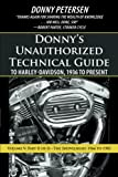 Donny's Unauthorized Technical Guide to