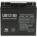 Replacement Battery for GS Portalac PE12V17 [Electronics]