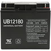 12V 18AH SLA Battery for Generac 7500 EXL Portable Generator