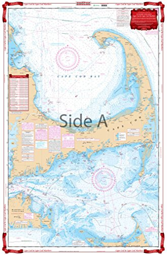Waterproof Charts, Standard Navigation, 64 Cape Cod and ()