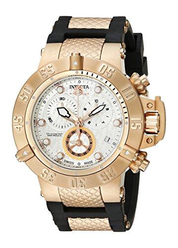 UPC 886678194407, Invicta Men's 15808 Subaqua Analog Display Swiss Quartz Black Watch