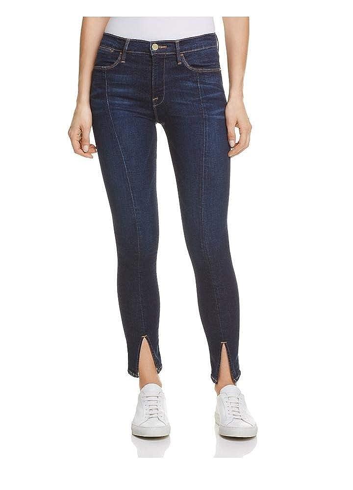 4a5deef16ae88 Frame Denim Women s Le High Skinny Front Split Jeans