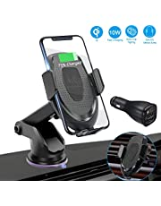 Big Deal for FUNUSE Wireless Car Charger Mount Fast Wireless