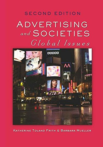 Advertising and Societies: Global Issues (Digital Formations)