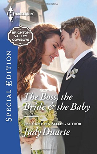 book cover of The Boss, The Bride & The Baby