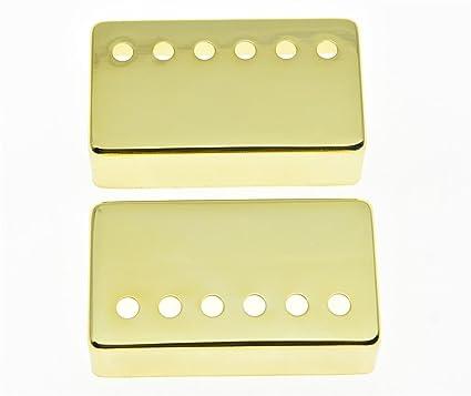 Cubiertas para pastillas Humbucker, de la marca Kaish, para guitarras Les Paul, en