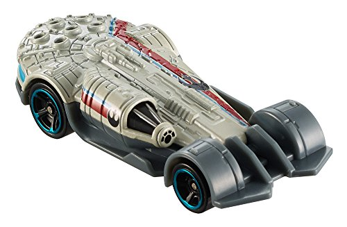 Hot Wheels Star Wars Millennium Falcon Carship - Falcon Clothing Inc