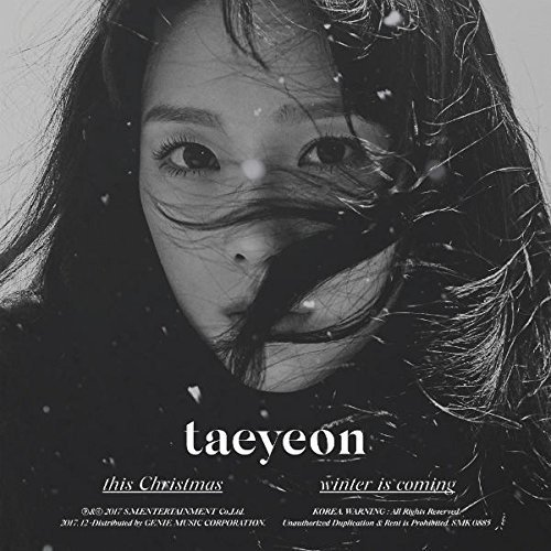 CD : Taeyeon - This Christmas - Winter Is Coming (Asia - Import)