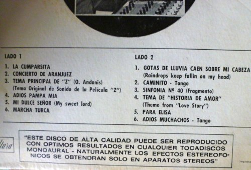 Alain Debray - El Mundo Musical de Alain Debray Y su ...