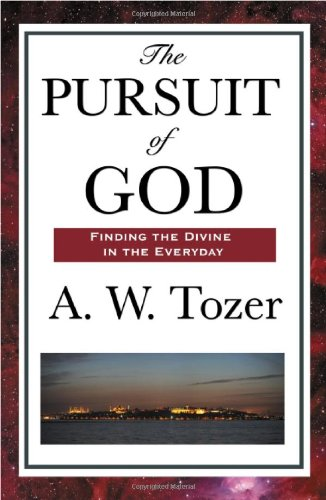 book review the pursuit of god