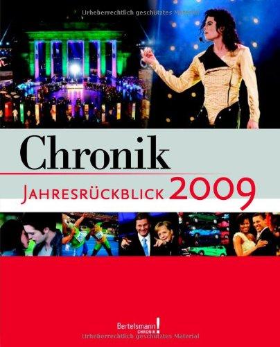 Chronik Jahresrückblick 2009
