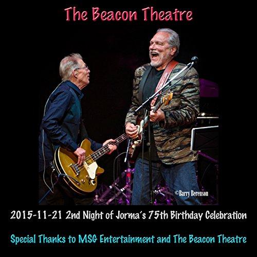 2015-11-21 Beacon Theatre, New York, NY ()