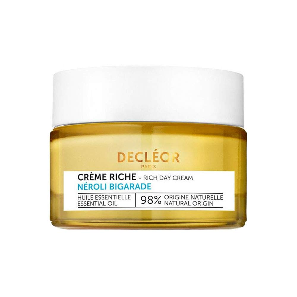 Decleor Rich Day Cream, Neroli Bigarade 50ml 1.7oz