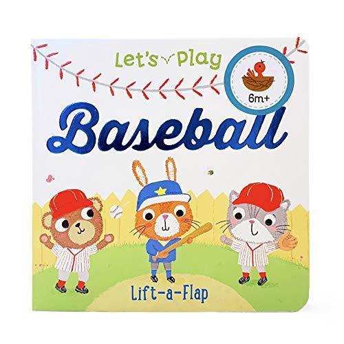 Let's Play Baseball (Chunky Lift-a-Flap Book) (Swift Softball Baseball)