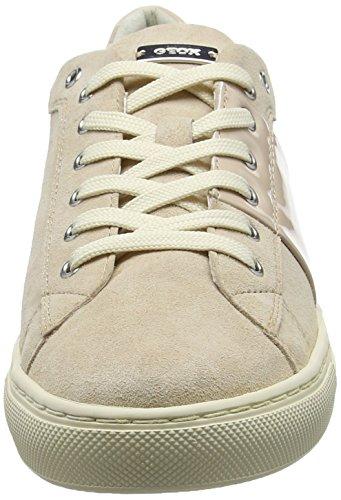 Basses E skinc8182 Beige Sneakers Femme Trysure Geox qpat0wgn