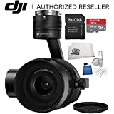 DJI Zenmuse X5S and Gimbal for DJI Inspire 2 Quadcopter Drone Pro Bundle w/SanDisk 64 GB microSDXC, 5 Piece Cleaning Kit, Variable Neutral Density Filter, Cleaning Cloth
