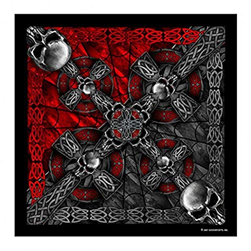 Hot Leathers Bikers Bandanas Collection Original Design, 21