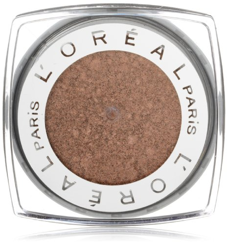 L'Oreal Paris Infallible 24 HR Eye Shadow, Bronzed Taupe, 0.12 Ounce, 1 Count