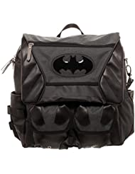 Batman Costume Inspired Utility Bag Backpack