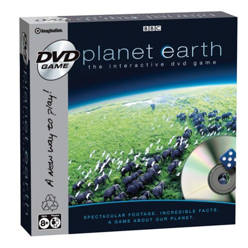 Planet Earth DVD Board Game ()