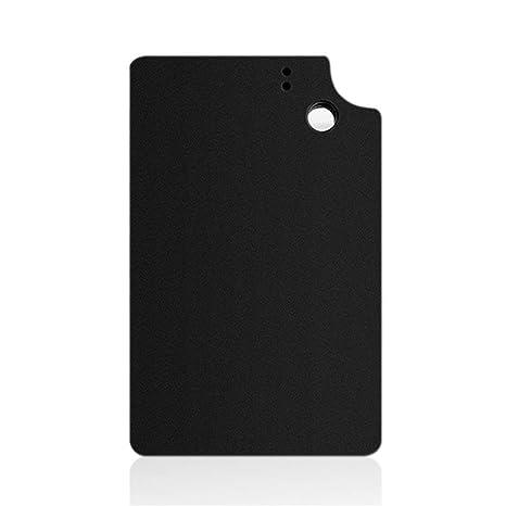 Amazon com: Baynne Mini Card Shape GPS Tracker Locator SMS