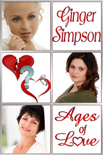 Book: Ages of Love by Ginger Simpson