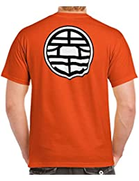 Master Roshi Turtle School Kanji King Kai Dragon Ball Z T Shirt