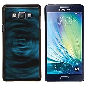 Stuss Case / Funda Carcasa protectora - El azul remolina - Samsung Galaxy A7 A7000