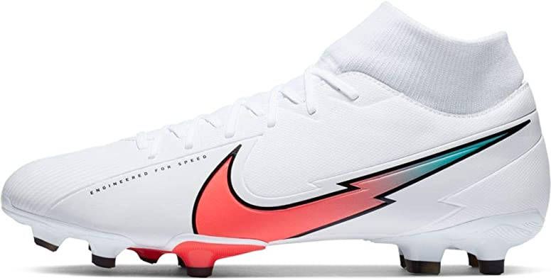 barrer ligado Hito  Amazon.com | Nike Mercurial Superfly 7 Academy FG Soccer Cleats | Soccer