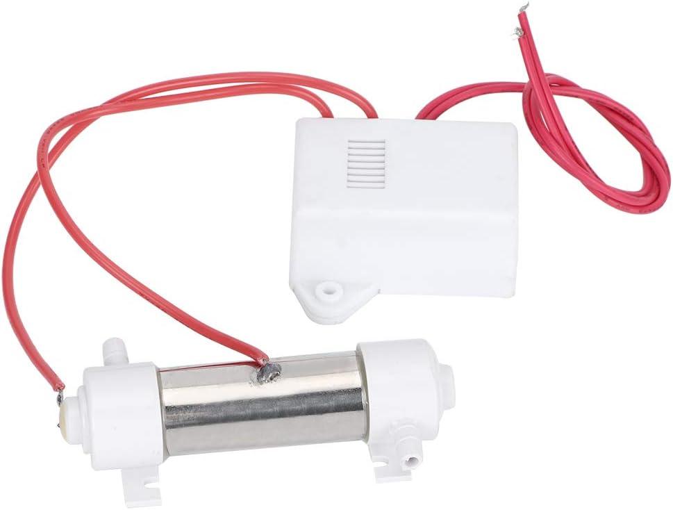 BigBig Style Portátil Generador de Ozono Agua de Piscina Esterilizador de Aire Generador de Ozono Tubo de Ozono para Piscina Hogar Purificador de Aire Esterilizador