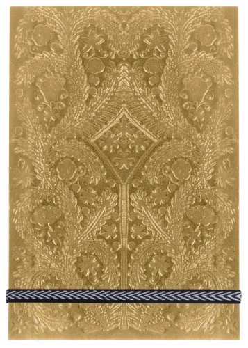 christian-lacroix-paseo-embossed-gold-notepad-with-elastic-35-by-55-inches-128-ruled-ivory-pages