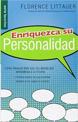 Descargar Torrent De Enriquezca Su Personalidad Nf: Personality Plus Nf Directa PDF