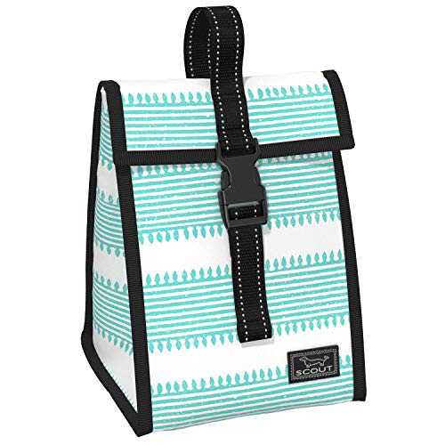 SCOUT Doggie Bag Insulated Lunch Bag, Water-Resistant Soft Cooler Lunch Box with Buckle Closure (Multiple Patterns Available) (Bags Box Lunch)
