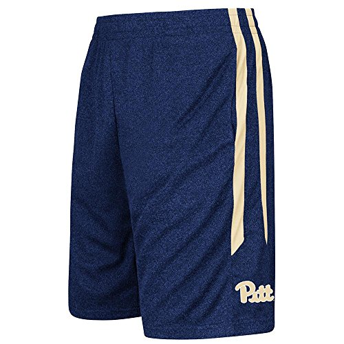 Pittsburgh Panthers Basketball Team (Youth NCAA Pittsburgh Panthers Basketball Shorts (Team Color) - XL)
