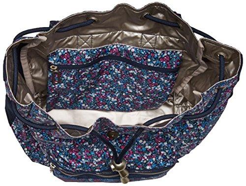 fc5208b39 Fashion Backpacks Handbags & Wallets LeSportsac Essential Mini Voyager  Drawstring Backpack Amy Jane Lilac 2299