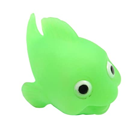 Bathroom Led Fish Light Kids Toys Water Induction Waterproof In Tub Decoration Led Lamps Led Underwater Lights