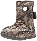 Bogs Baby Camo Snow Boot, Mossy Oak Country, 6 M US Toddler