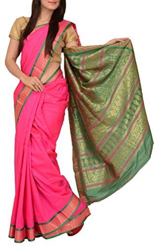 Indian Silk Skirt Dress - 8