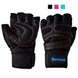 Senston Bicycle Gloves,Weight Lifting Gym Fitness Glove - Best Reviews Guide