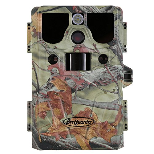 12MP 1280P HD Waterproof Trail Camera Infrared Colour Night Vision Game Hunting Scouting Ghost Camera by Ferty