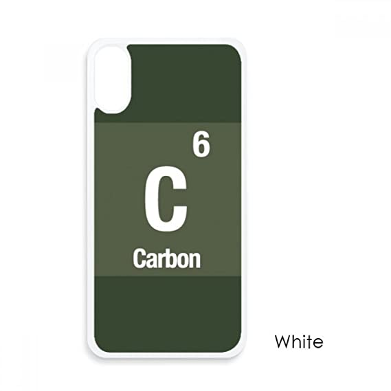 Amazon C Carbon Chemical Element Science For Iphone X Cases