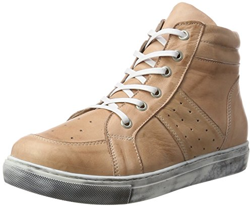 Andrea Conti 0343444, Sneaker Alte Donna Rosa (Rosé)