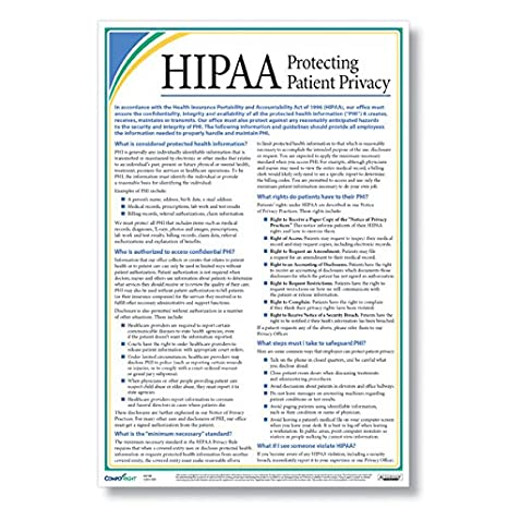 graphic about Free Printable Hipaa Forms titled : ComplyRight HIPAA Safeguarding Affected person Privateness