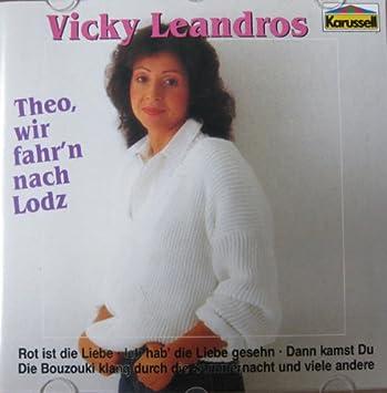 Theo Wir Fahrn Nach Lodz 12 Tracks Vicky Leandros Amazonde