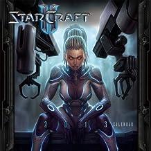 StarCraft II 2013 Wall (calendar)